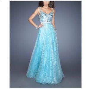 Beautiful Gigi Grad/Prom dress